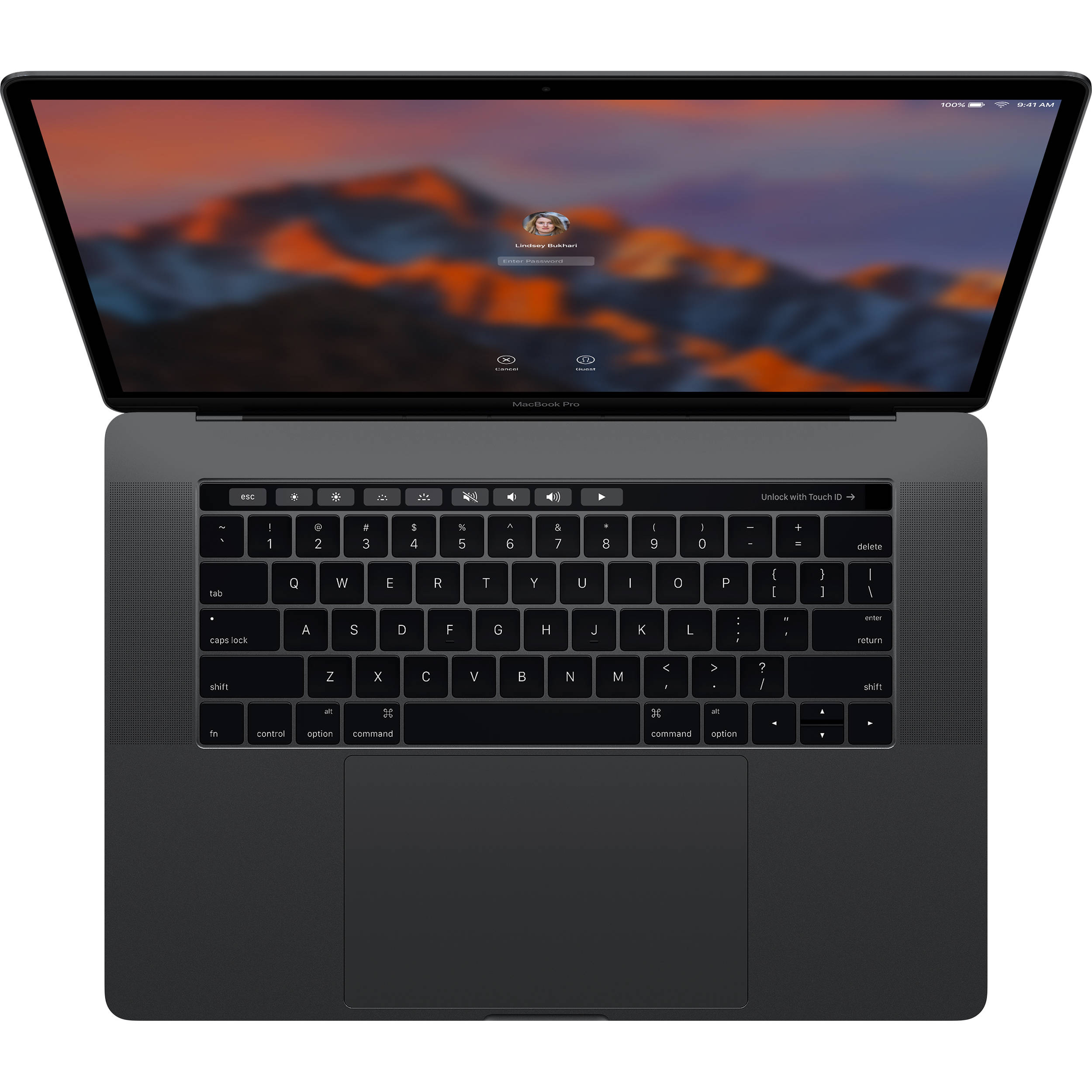 MacBook Pro 15'' i7 2.9GHz/16G/512/TB/SK/Sp Gray