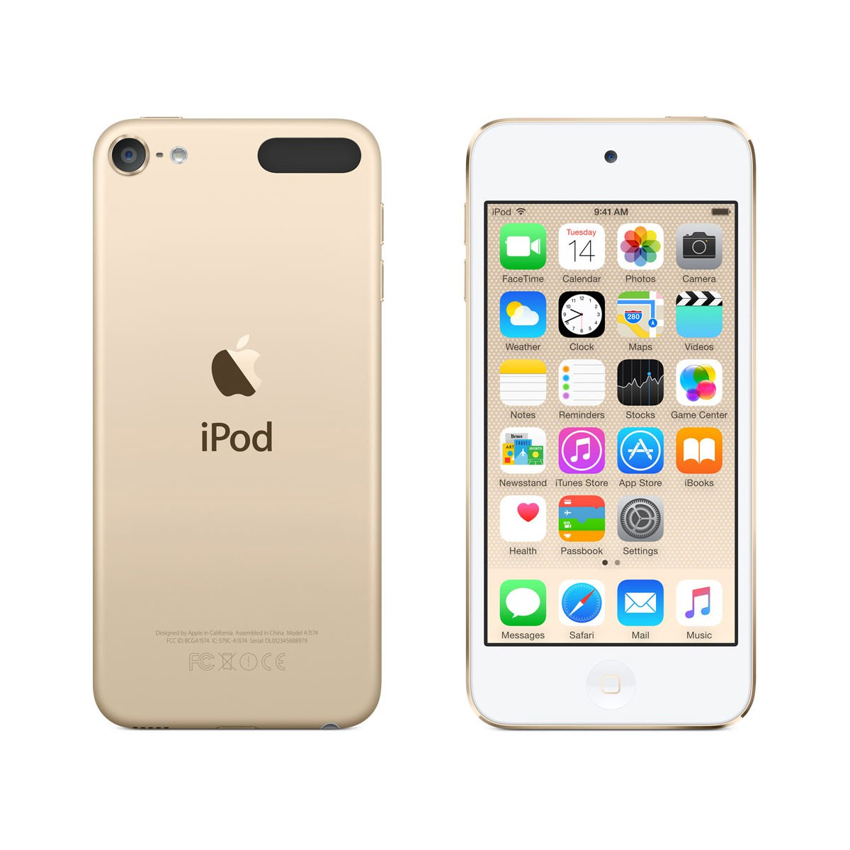iPod touch 16GB - Gold