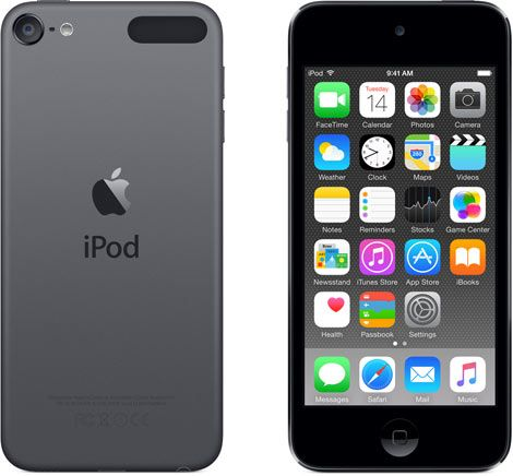 iPod touch 16GB - Space Grey