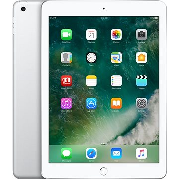 iPad Wi-Fi 32GB - Silver
