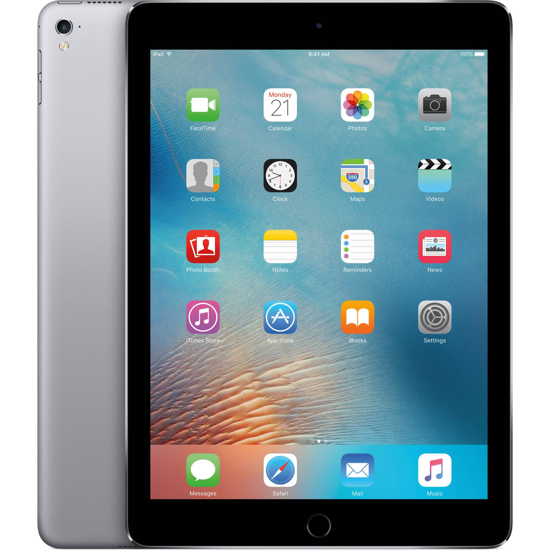 9.7'' iPad Pro Wi-Fi 256GB Space Grey