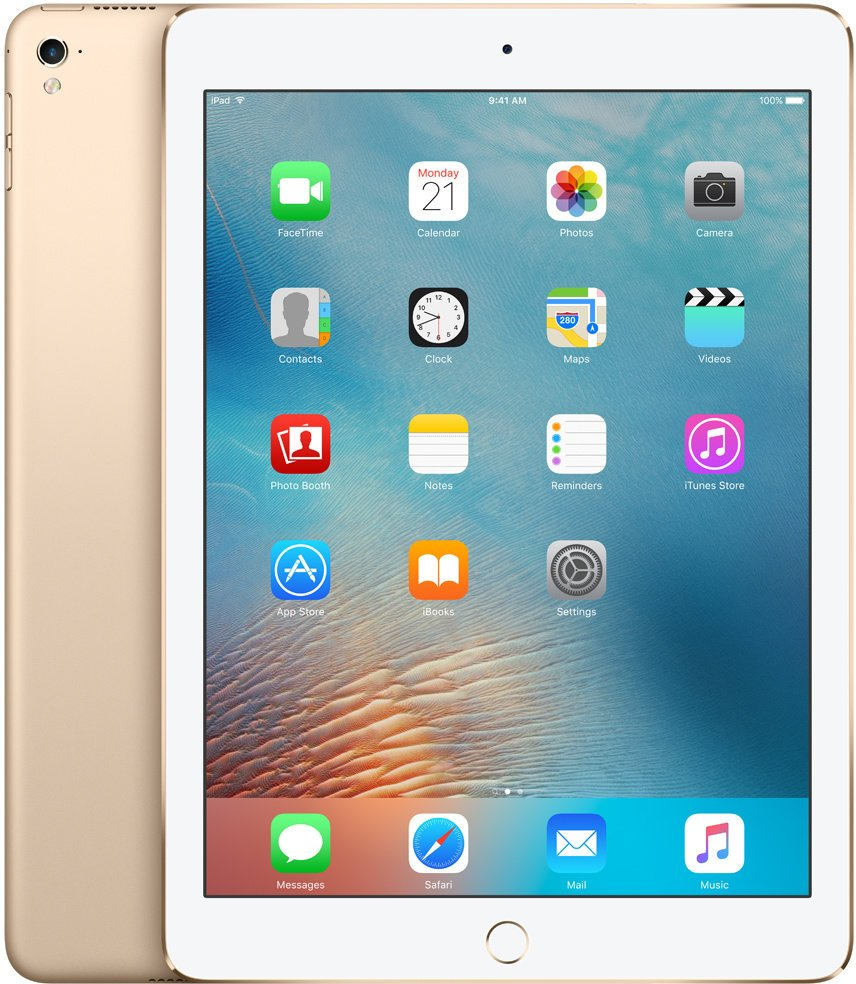 9.7'' iPad Pro Wi-Fi+Cell 32GB Gold