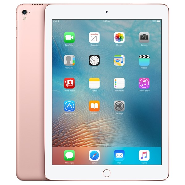 9.7'' iPad Pro Wi-Fi 128GB Rose Gold