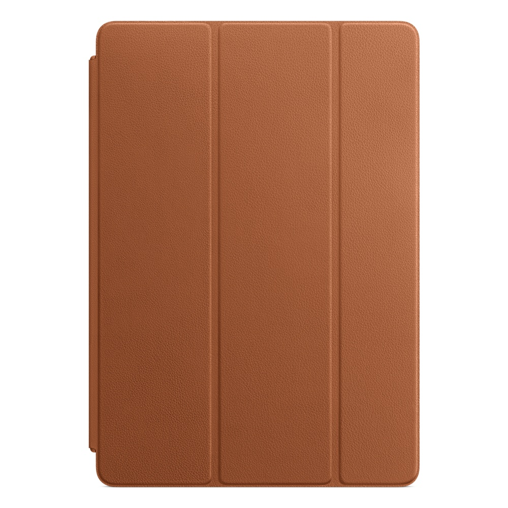 iPad Pro 12,9'' Leather Smart Cover - Saddle Brown