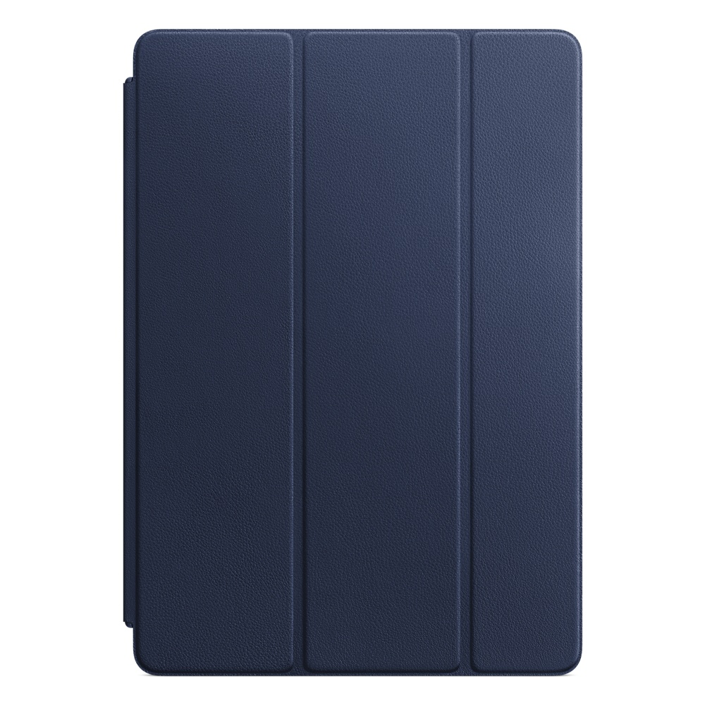 iPad Pro 12,9'' Leather Smart Cover - Midnight Bl.