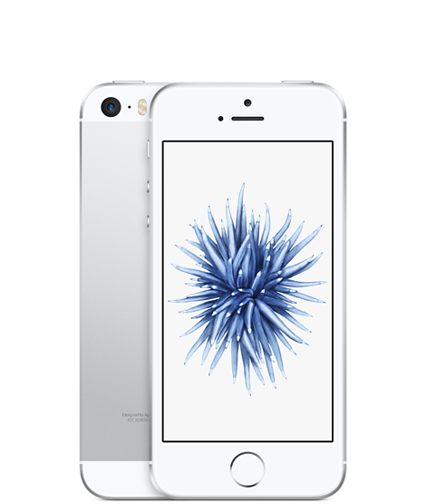 iPhone SE 64GB Silver