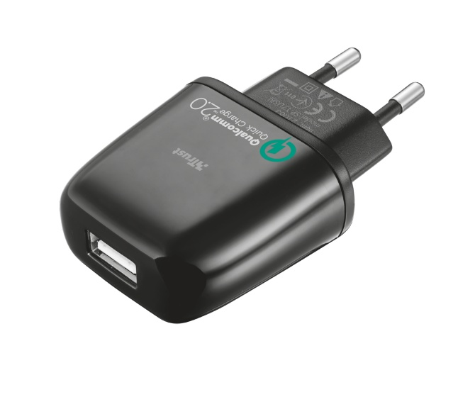 nabíječka TRUST Ultra Fast Wall Charger for phones & tablets