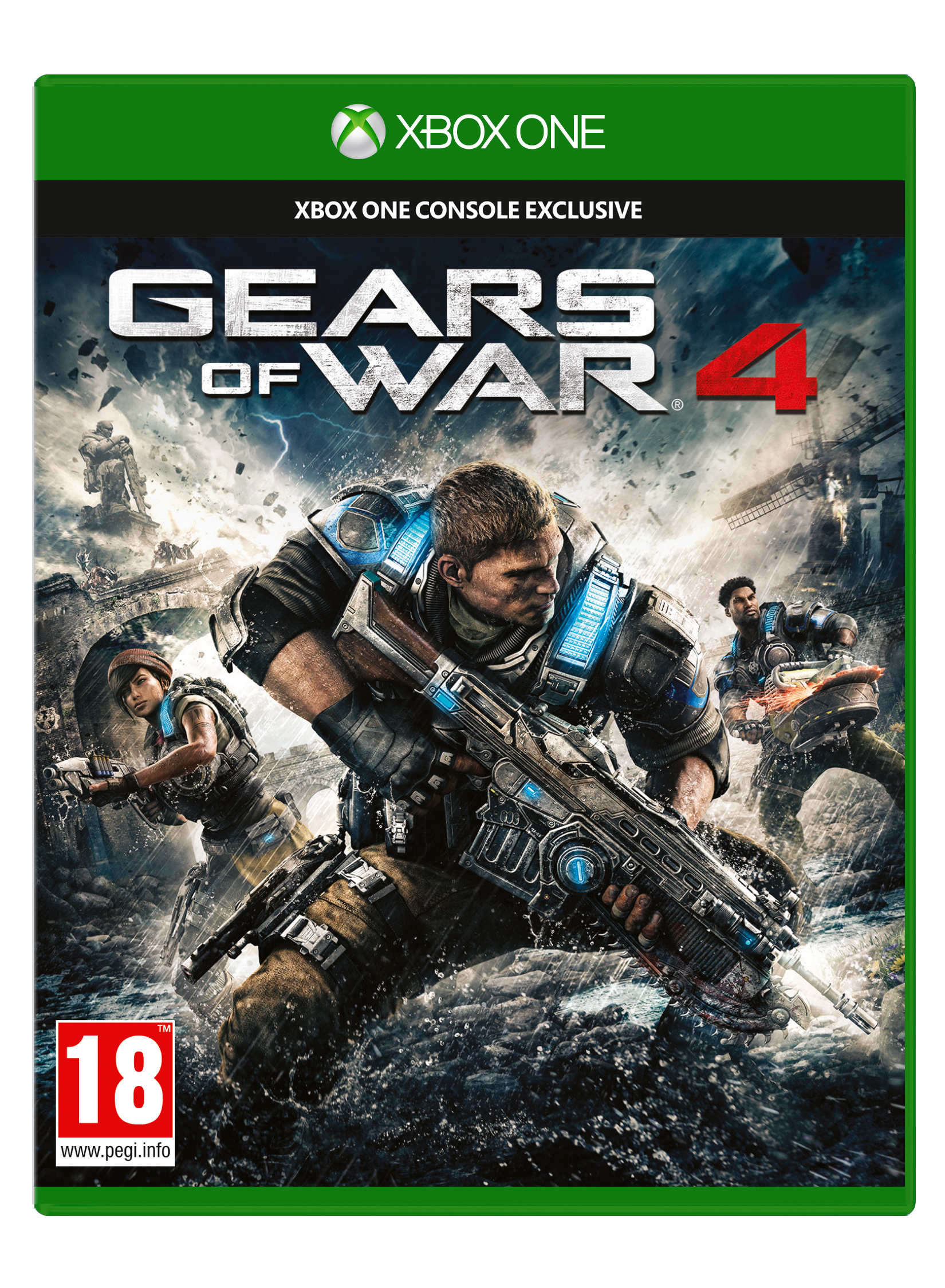 XBOX ONE - Gears of War 4