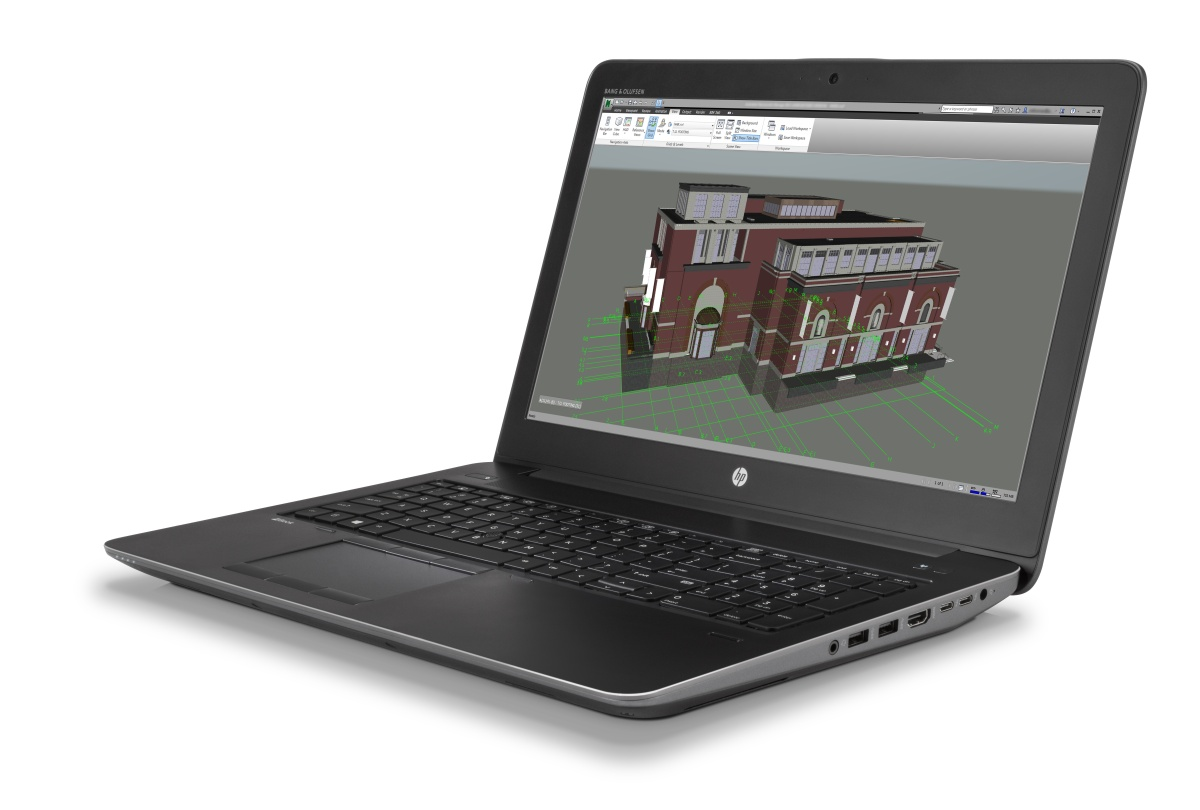 HP ZBook 15 G3 FHD/i7-6700HQ/8GB/256SSD/NV/VGA/HDMI/TB/RJ45/WIFI/BT/MC