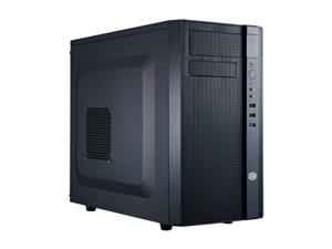 CoolerMaster minitower series N200, microATX,black