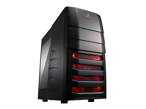 case Cooler Master STORM miditower Enforcer Edition, ATX, USB3.0, bez