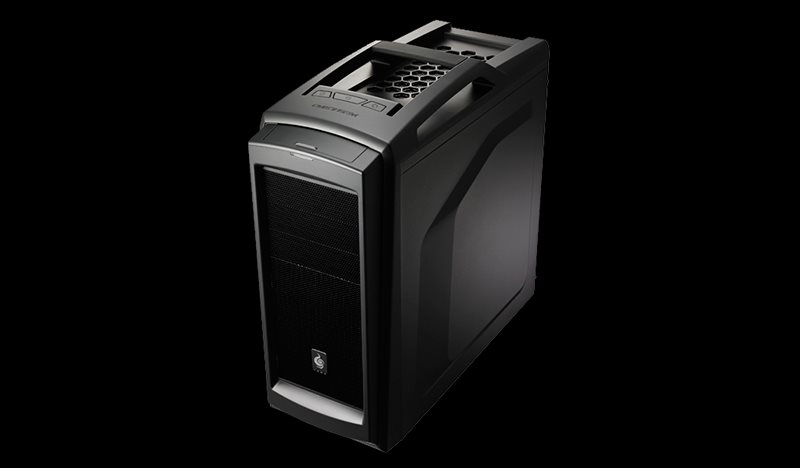 case Cooler Master STORM Scout 2 miditower, ATX, USB3.0, bez zdroje, p