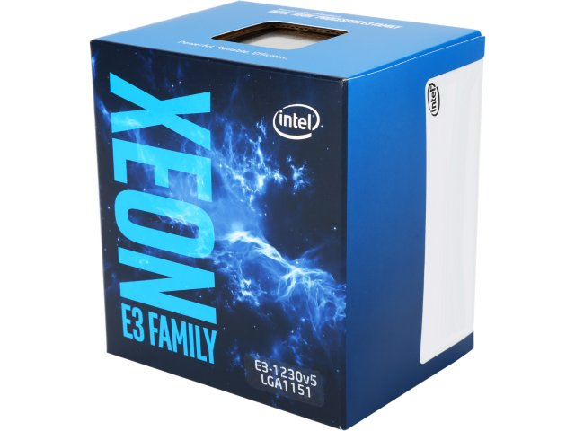 CPU Intel Xeon E3-1230 v5 (3.4GHz, LGA1151, 8MB)