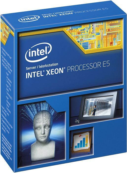 CPU Intel Xeon E5-2609 v3 (1.9GHz, LGA2011-3,15MB)