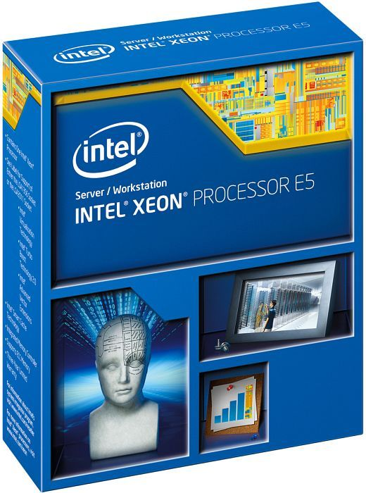 CPU Intel Xeon E5-2450 v2 (2.5GHz, LGA1356, 20M)