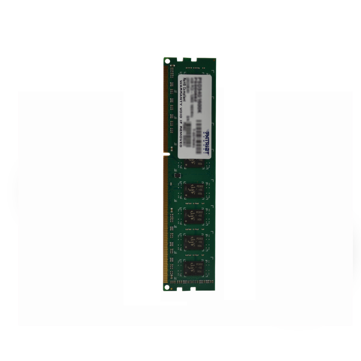 4GB DDR3-1600MHz PATRIOT CL11 DR
