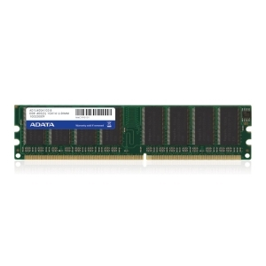 1GB DDR 400MHz ADATA CL3 single tray