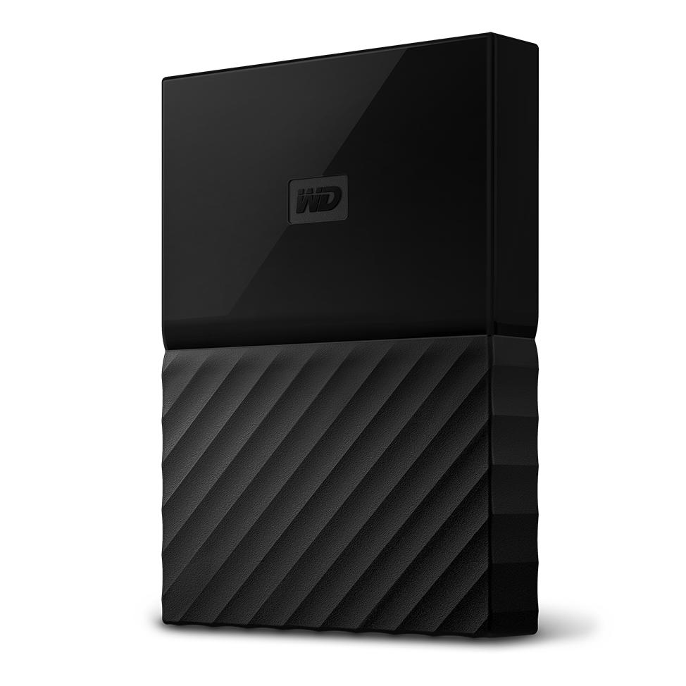 "Ext. HDD 2.5"" WD My Passport for MAC 4TB USB 3.0"