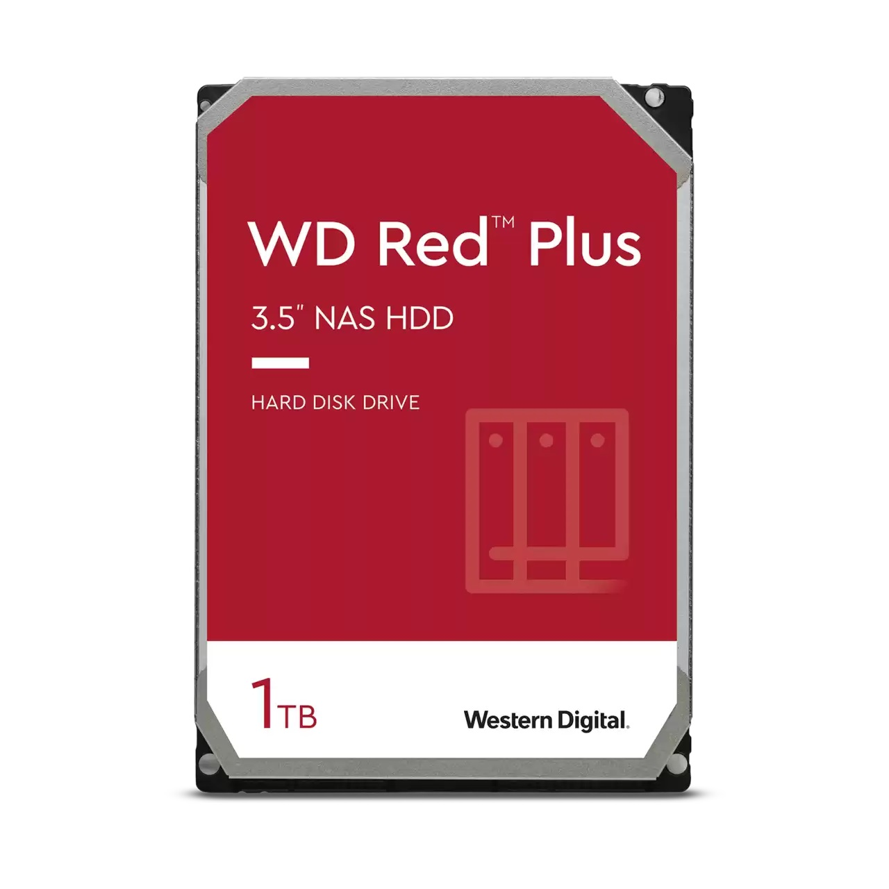 HDD 4TB WD40EFZX Red Plus 128MB SATAIII 5400rpm