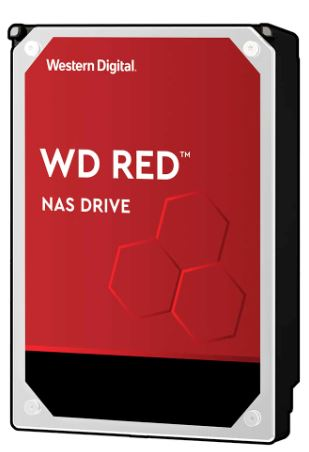 HDD 12TB WD120EFAX Red 256MB SATAIII