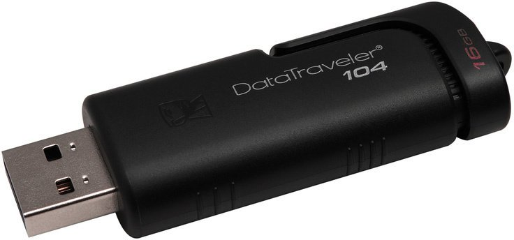 16GB Kingston USB 2.0 DataTraveler 104