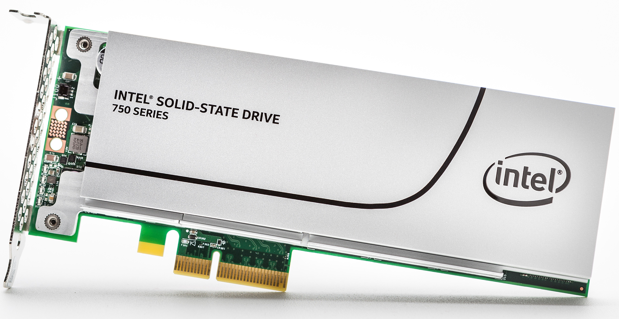 SSD 1,2TB Intel 750 series 1/2height PCIe 3.0 MLC