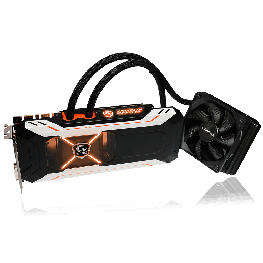 GIGABYTE GTX 1080 Xtreme Gaming WATERFORCE 8GB