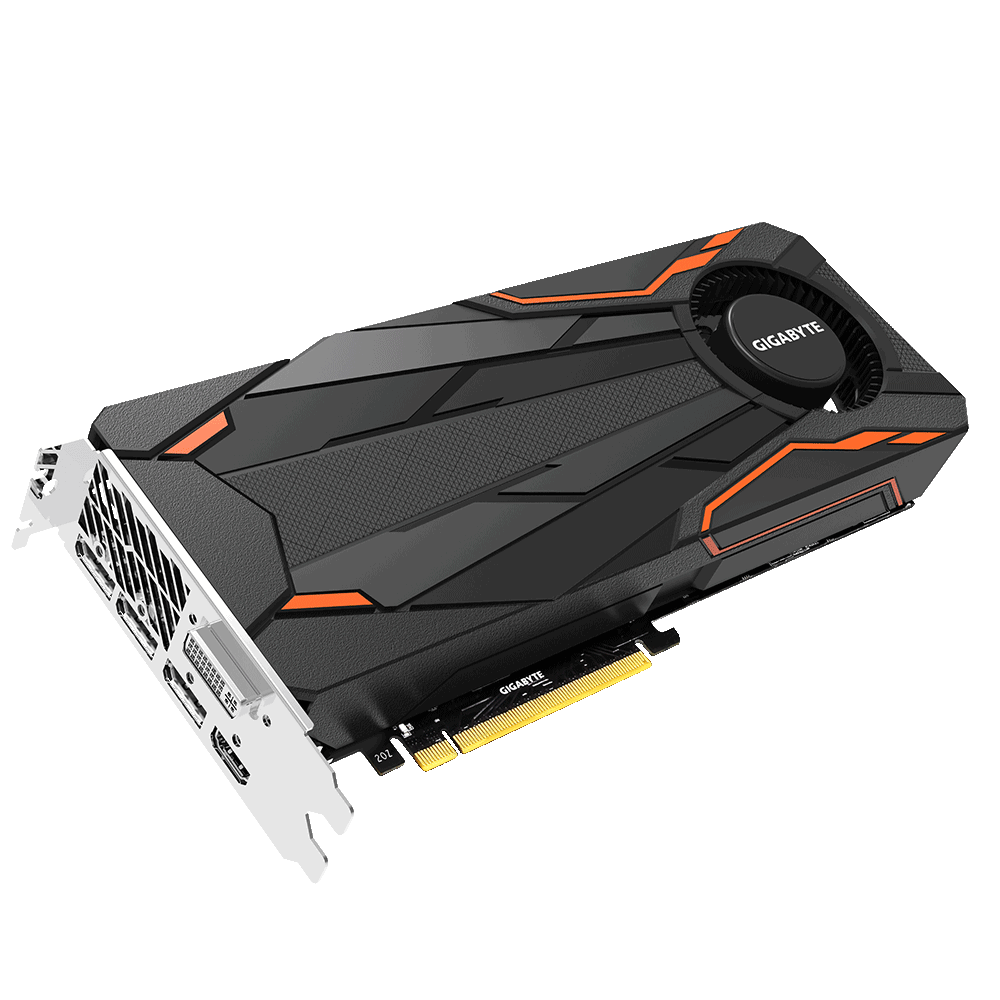 GIGABYTE GTX 1080 Turbo OC 8GB