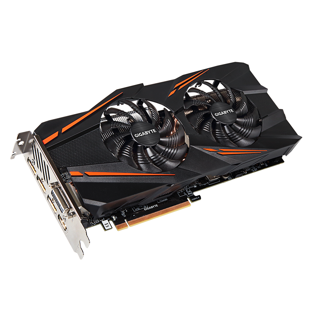 GIGABYTE GTX 1070 WINDFORCE 8GB