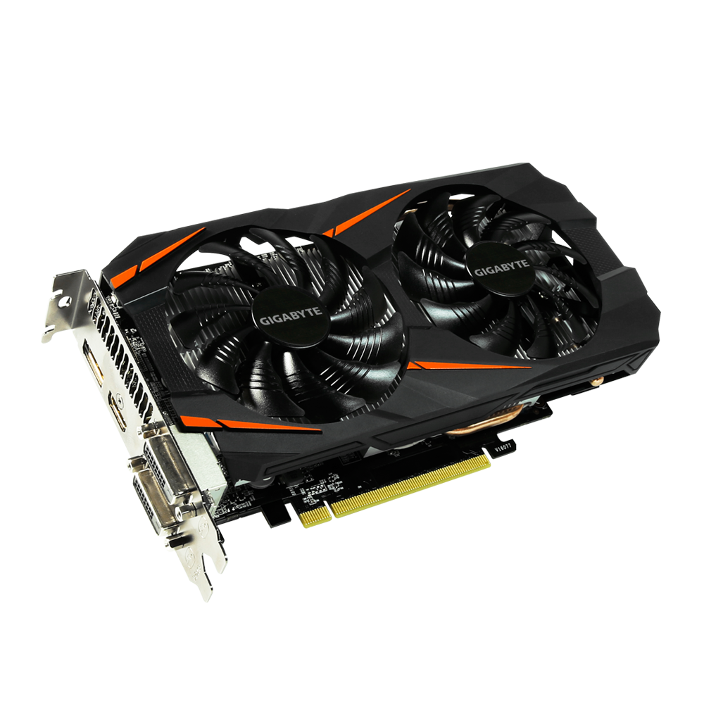 GIGABYTE GTX 1060 WINDFORCE 6GB