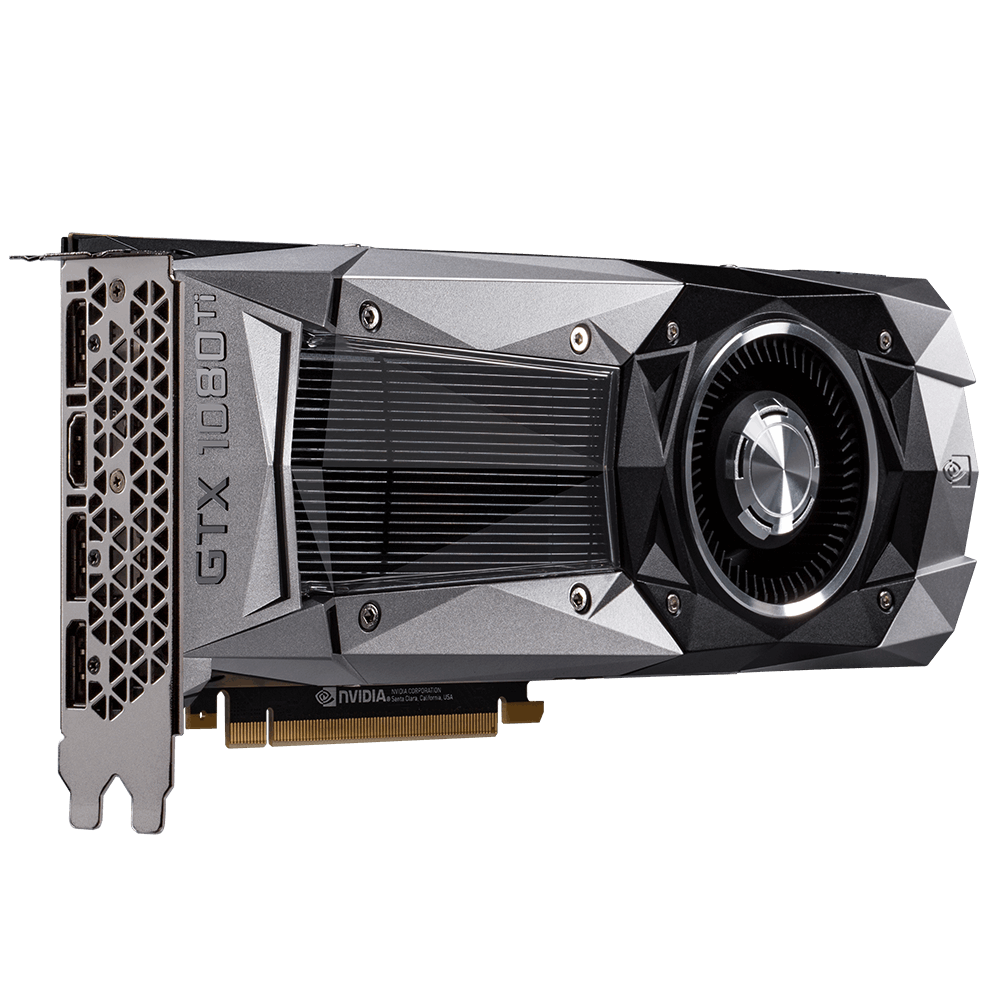 MSI GeForce GTX 1080 TI Founders Edition