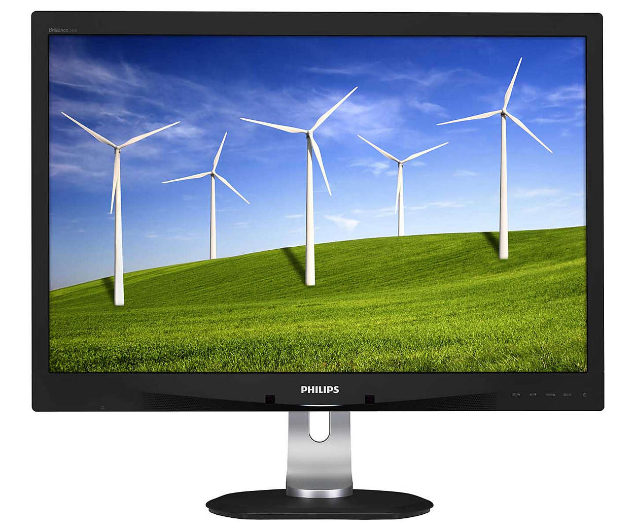 "24"" LED Philips 240B4QPYEB-WUXGA,IPS,DP,rep,pi"