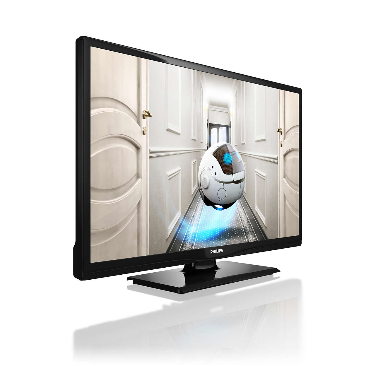 "24"" HTV Philips 24HFL2819D - Studio"