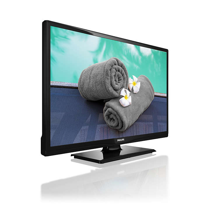 "24"" HTV Philips 24HFL2839T - Studio"