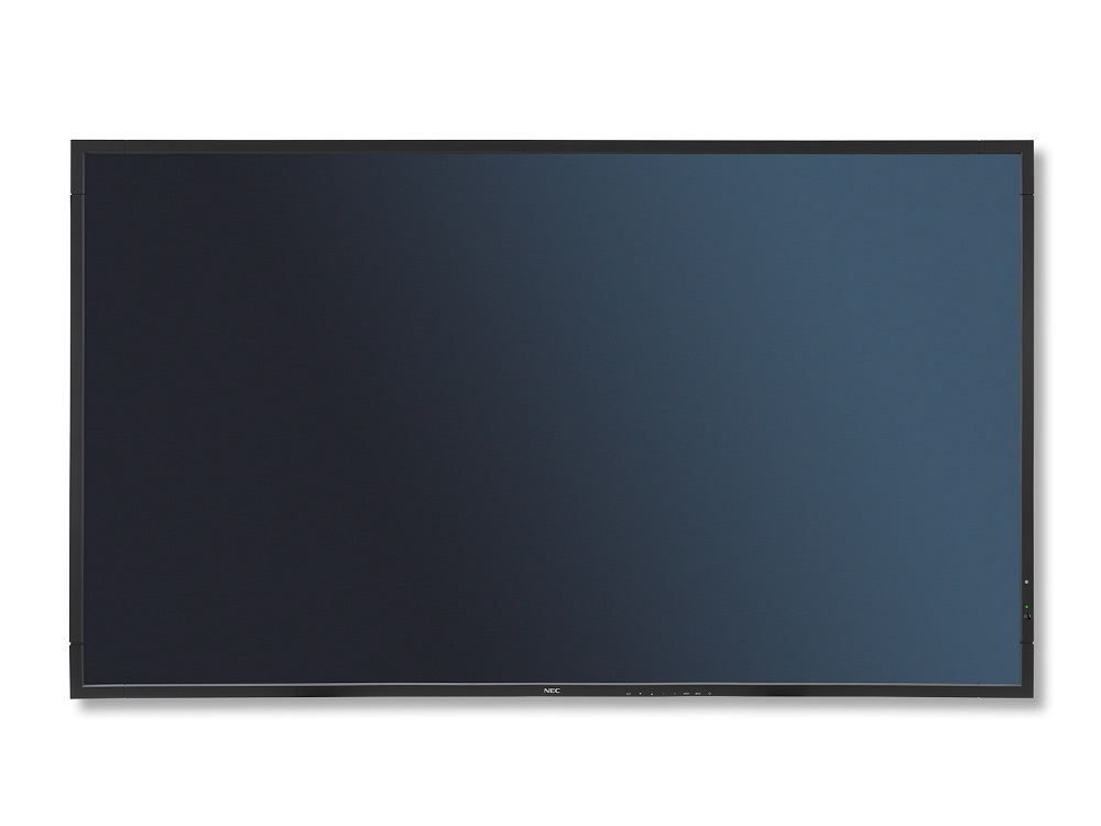 "80"" LED NEC V801 - FHD,UV2A,320cd,rep,24/7"