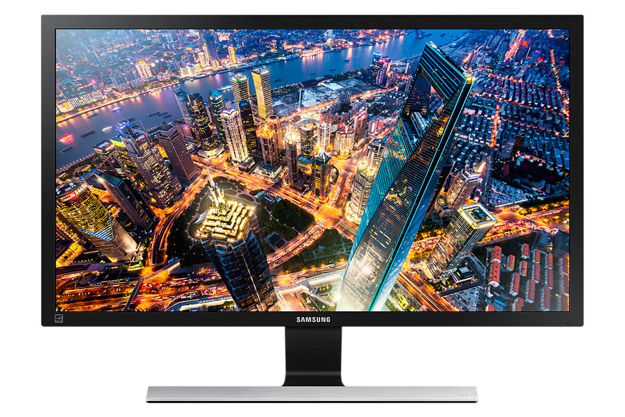 "28"" LED Samsung U28E590 - UHD, DP, HDMI"