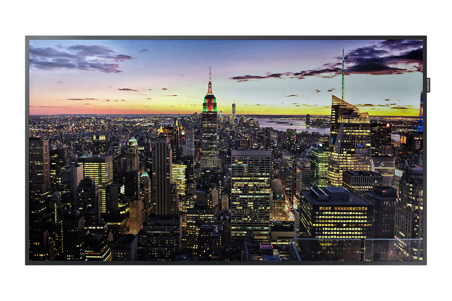 "55"" LED Samsung QM55F-UHD,350cd,rep,16/7"
