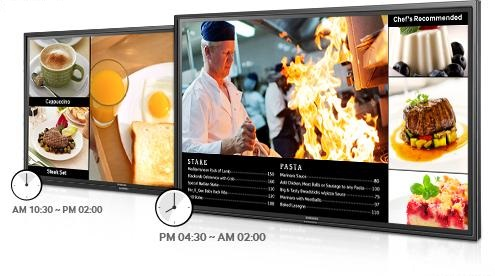 Licence Samsung SmartSignage android