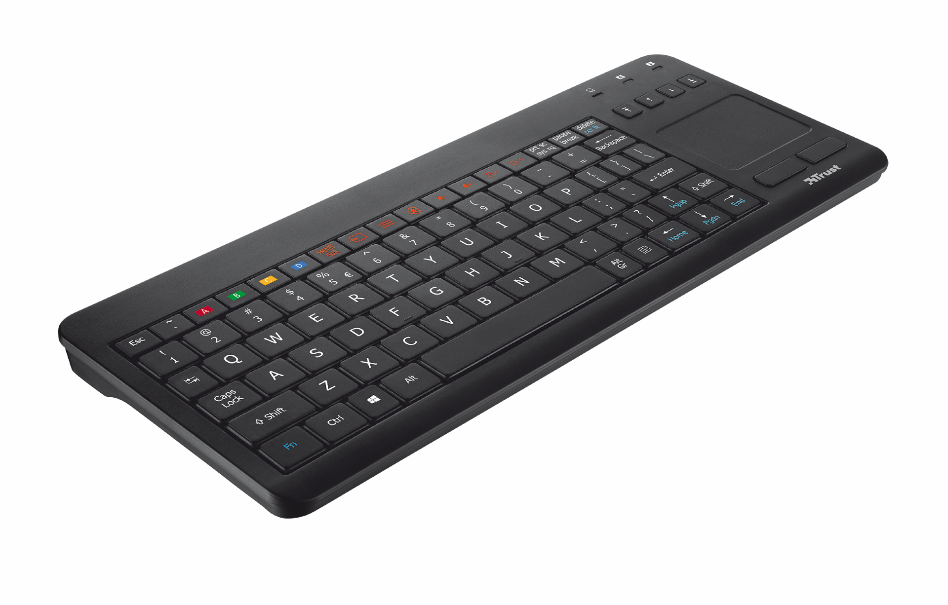 kláv. TRUST Sento Smart TV Keyboard for Samsung CZ/SK