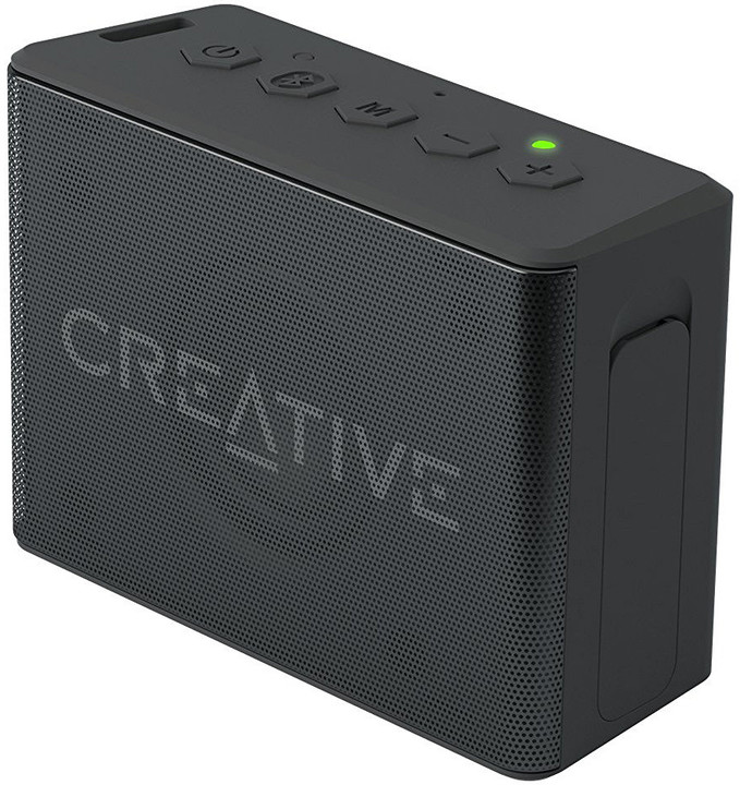 Speaker Creative MUVO 2C Bluetooth Wireless Speaker (Black)