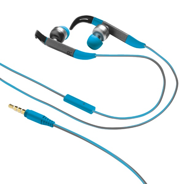 TRUST Fit In-ear Sports Headphones - blue