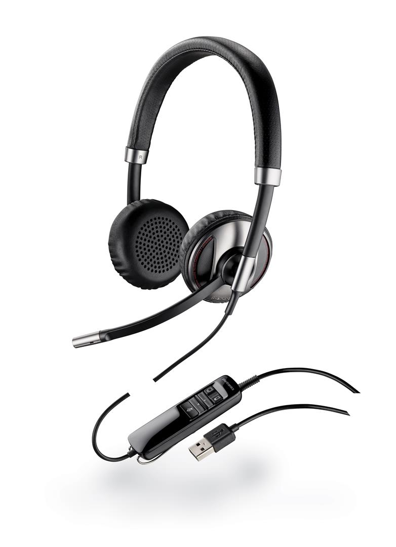 Plantronics BLACKWIRE C720-M USB Headset