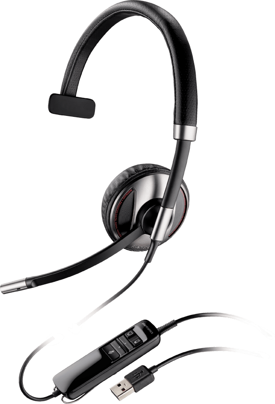 Plantronics BLACKWIRE C710-M USB Headset