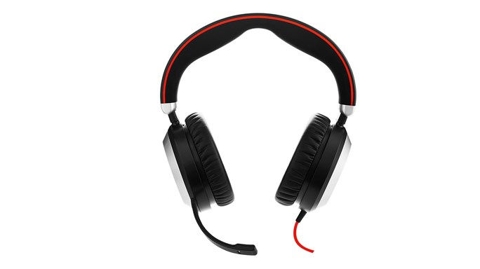 Jabra Evolve 80, Duo, USB/Jack