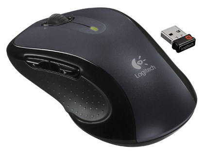 myš Logitech Wireless Mouse M510 nano