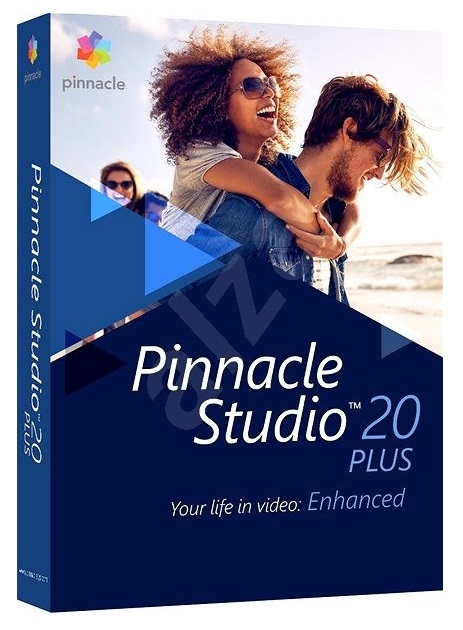 Pinnacle Studio 20 Plus CZ
