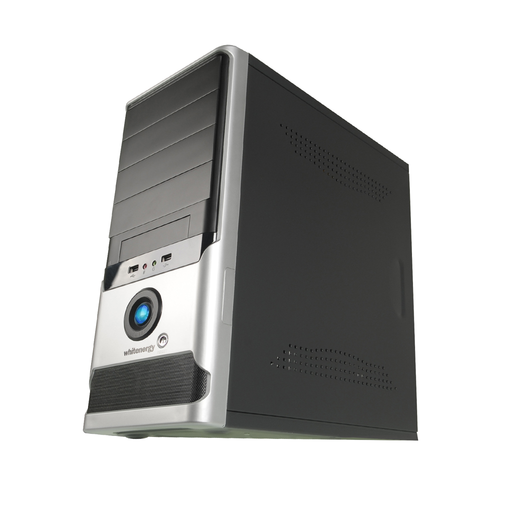 WE PC Case Miditower ATX 400W PC-3019
