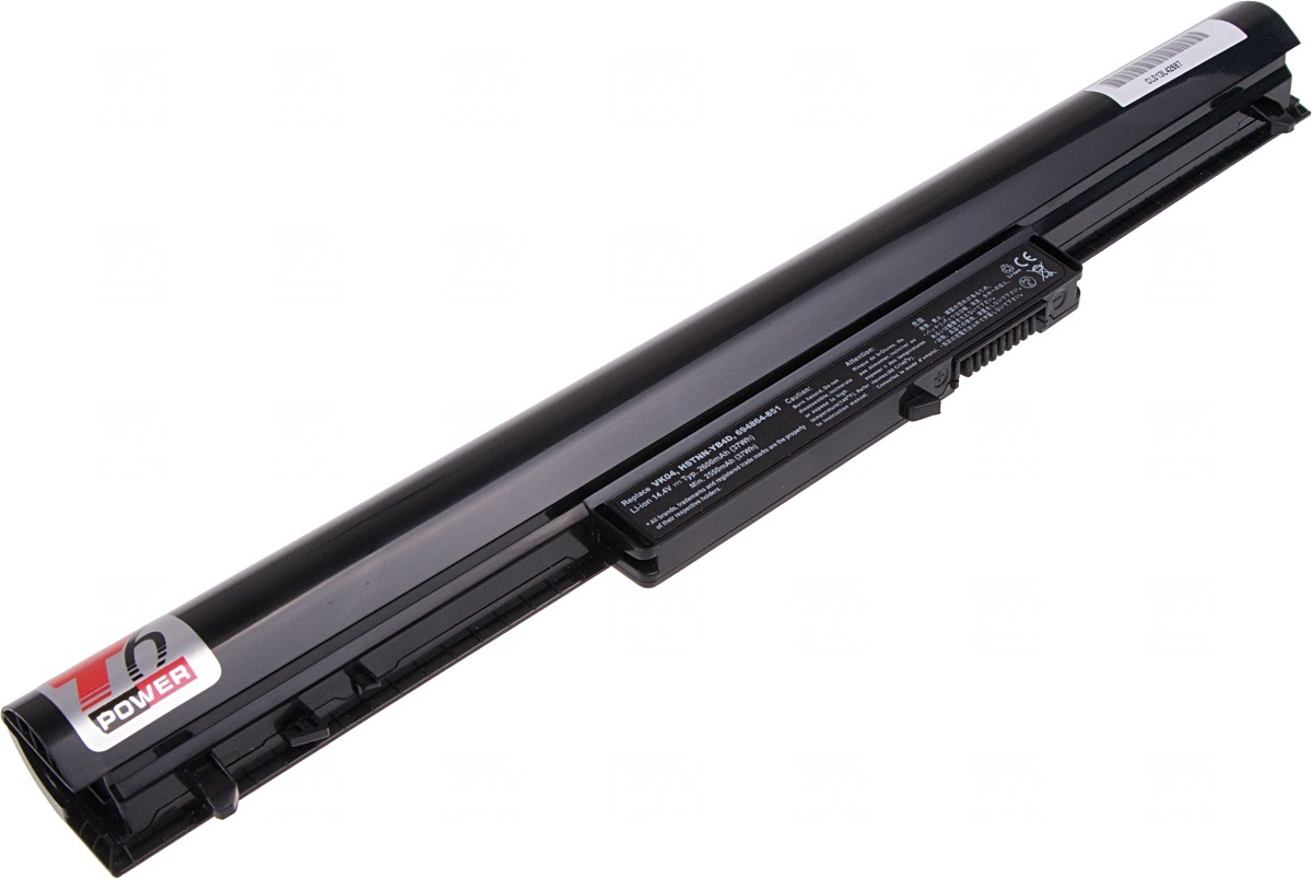 Baterie T6 power HP Pavilion Sleekbook 14, 15, Ultrabook 14-b, 15-b se