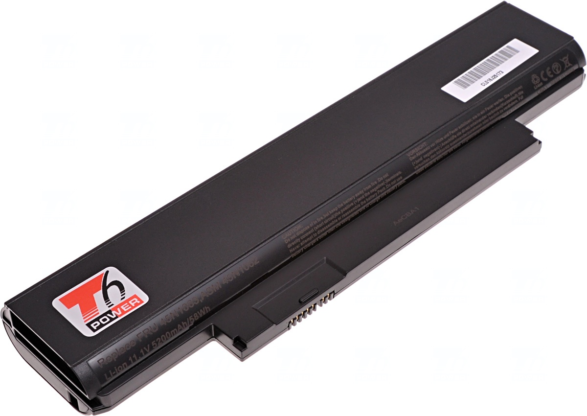 Baterie T6 power Lenovo ThinkPad Edge E130, E135, E330, E335, 6cell, 5