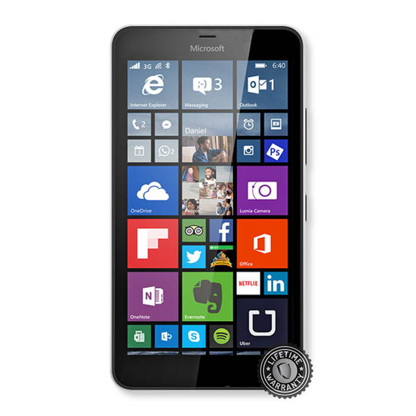 Screenshield™ Temperované sklo Lumia 640 XL